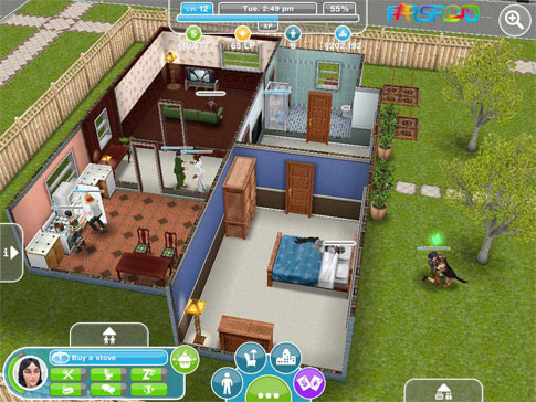 The Sims™ FreePlay Android بازی اندروید