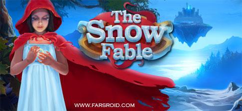 دانلود The Snow - بازی پازل افسانه برف اندروید + دیتا!