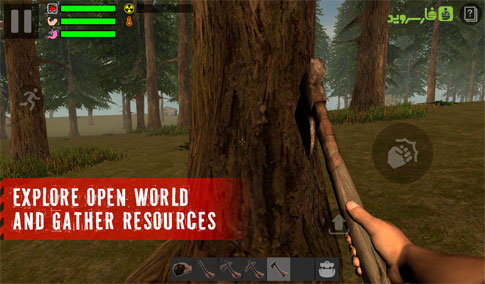 The Survivor: Rusty Forest Android - بازی اندروید !