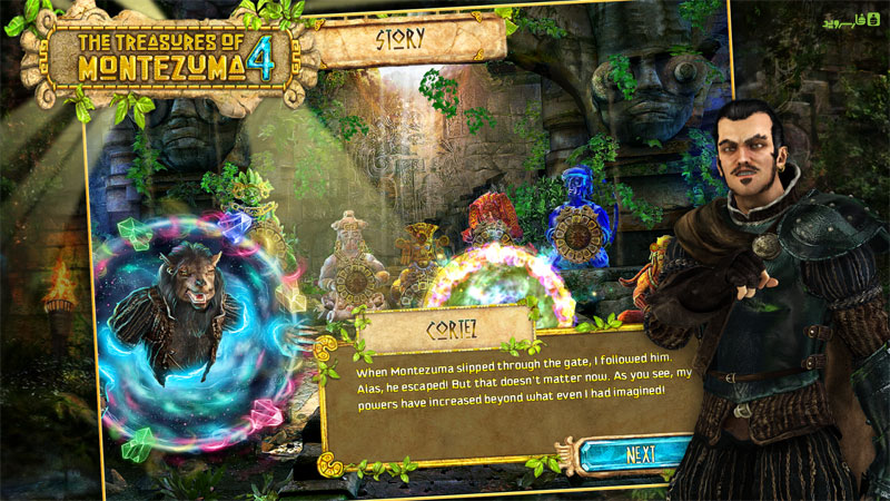 The Treasures Of Montezuma 4 Android