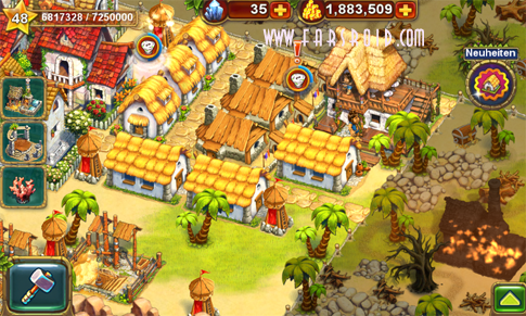 Download The Tribez Android APk - NEW