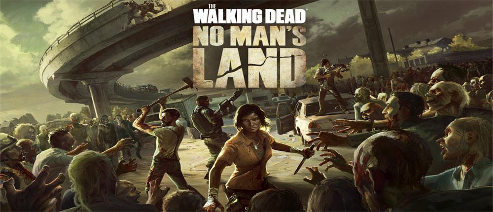 دانلود The Walking Dead No Man's Land - بازی سریال مردگان متحرک اندروید + مود + دیتا