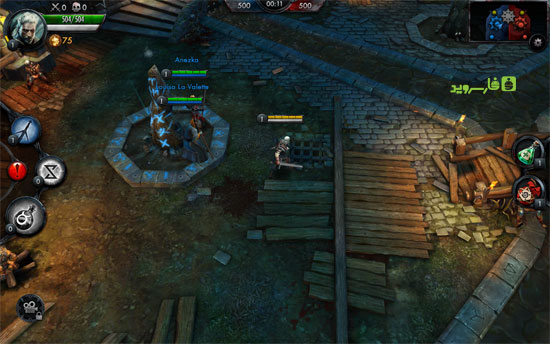 Download The Witcher Battle Arena Android Apk + Obb SD - Google Play