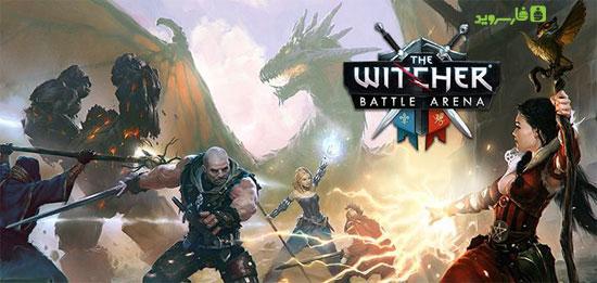 دانلود The Witcher Battle Arena - بازی اکشن فوق العاده اندروید!