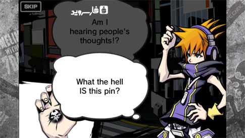The World Ends With You - بازی جدید اندروید