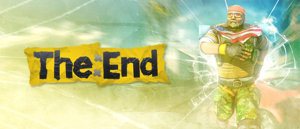 دانلود TheEndApp - بازی مهیّج پایان جهان اندروید + دیتا