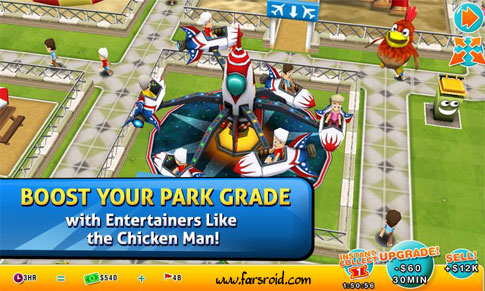 Download Theme Park Android Apk + Obb - New Free