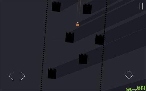 Thomas Was Alone Android - بازی توماس زیبا اندروید