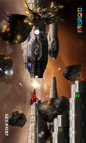 Tiamat X Android بازی اندروید