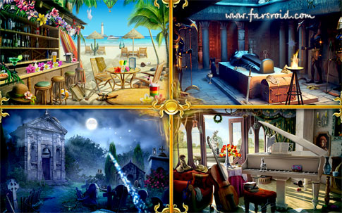 Time Gap Hidden Object Mystery Android - بازی اندروید