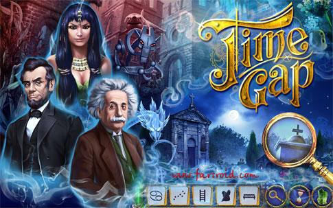 دانلود Time Gap Hidden Object Mystery - بازی فوق العاده زیبای زمان شکاف اندروید + دیتا