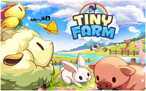 دانلود Tiny Farm - بازی استراتژی مزرعه کوچک اندروید