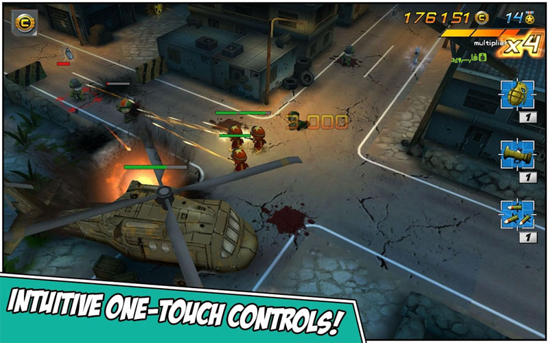 Tiny Troopers 2: Special Ops Android
