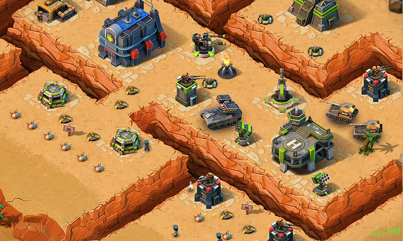 Download Tiny Troopers Alliance Android Apk + Mod + Obb SD - Google Play