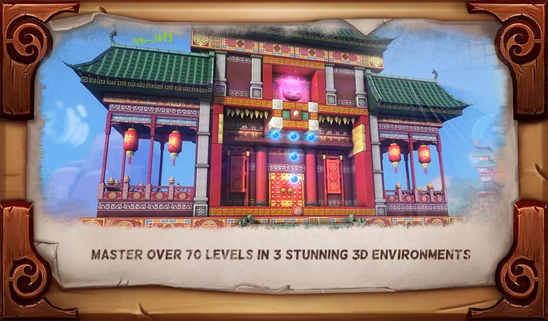 دانلود To-Fu Fury 1 - بازی فوق العاده پازلی خشم To-Fu اندروید - تنها یک فایل نصبی 227 مگابایتی