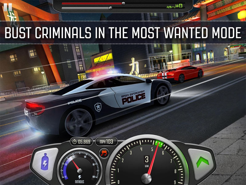 Top Speed: Drag & Fast Racing Android