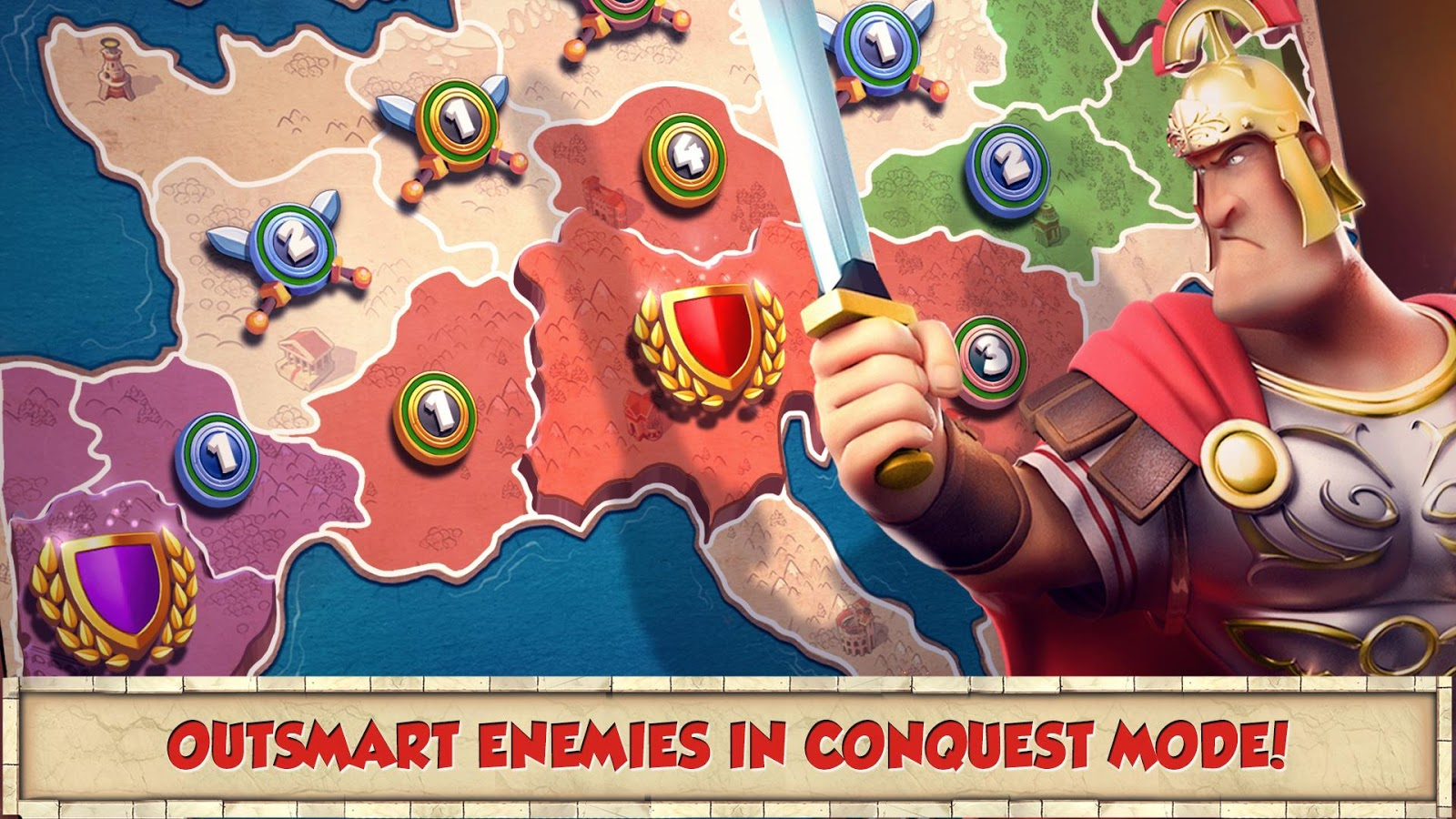 Download Total Conquest Android Apk + Data - FREE