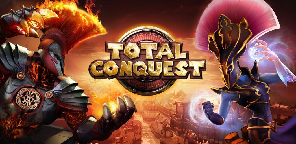 دانلود Total Conquest - بازی آنلاین امپراتوری روم اندروید + دیتا
