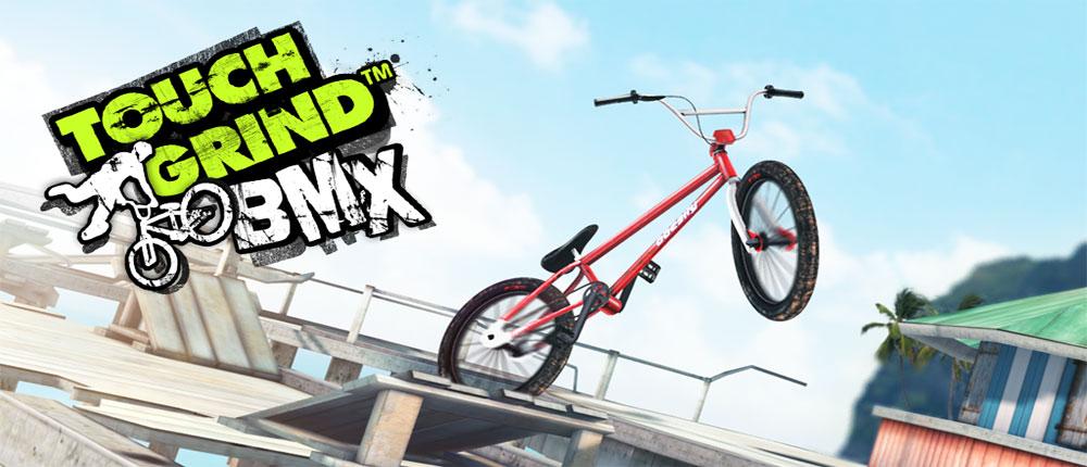 دانلود Touchgrind BMX - بازی دوچرخه سواری کم نظیر اندروید!