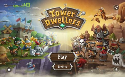دانلود Tower Dwellers 1.20 – بازی استراتژی آفلاین برج نشینان اندروید!