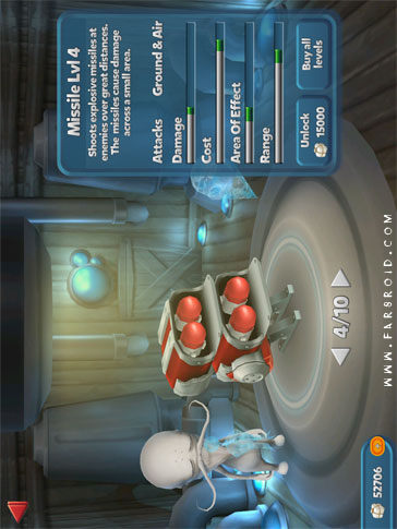 TowerMadness 2 Android بازی جدید اندروید