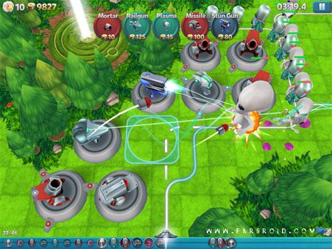 TowerMadness 2 Android - بازی جدید استراتژیکی اندروید