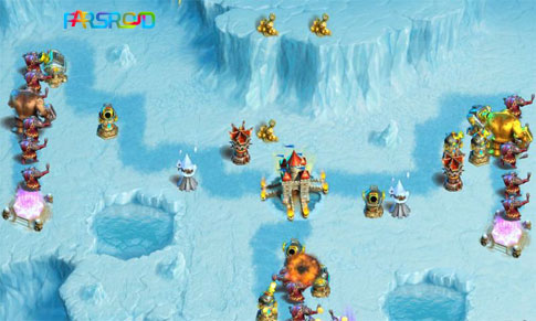 Download Towers N' Trolls Android APK NEW - FREE