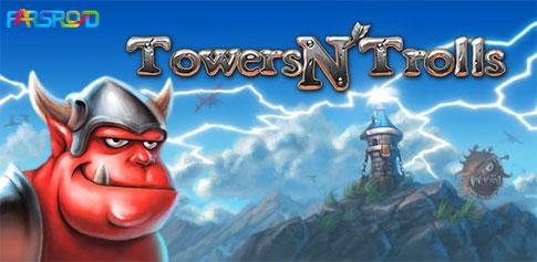 دانلود Towers N' Trolls - بازی اعتیادآور دفاع از برج اندروید