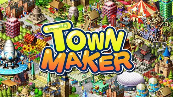 دانلود Town Maker - بازی شهرسازی آنلاین اندروید!
