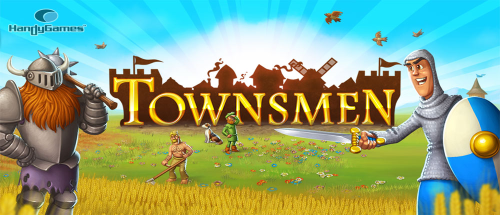 دانلود Townsmen 1.7.2 – بازی استراتژی شهرنشینان اندروید + مود