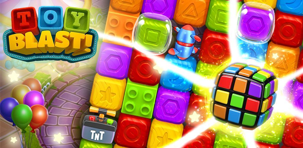"""دانلود Toy Blast - بازی پازل سرگرم کننده """"انفجار اسباب بازی"""" اندروید + مود"""