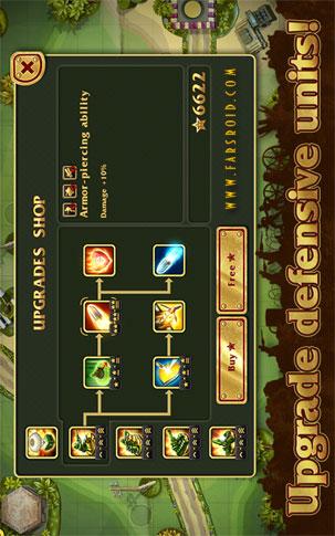 Toy Defense Android - بازی اندروید