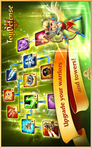 Toy Defense 3: Fantasy Android بازی اندروید - جدید