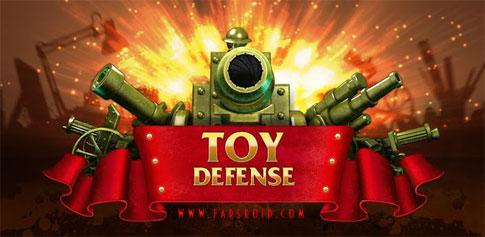 دانلود Toy Defense - بازی استراتژیک دفاع اسباب بازی 1 اندروید + دیتا