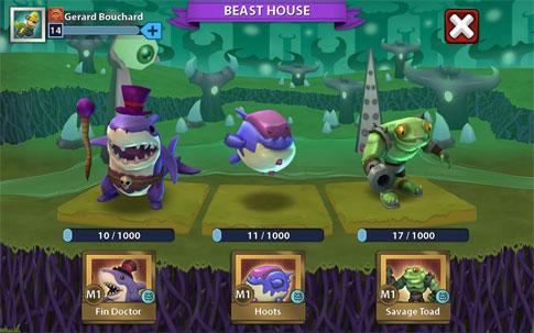 Toy Rush Android - بازی اندروید