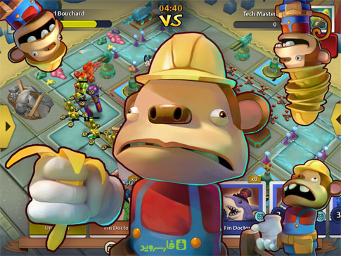 Download Toy Rush Android Apk + Obb SD - Google Play