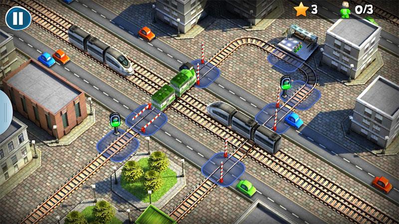 Trainz Trouble Android بازی اندروید