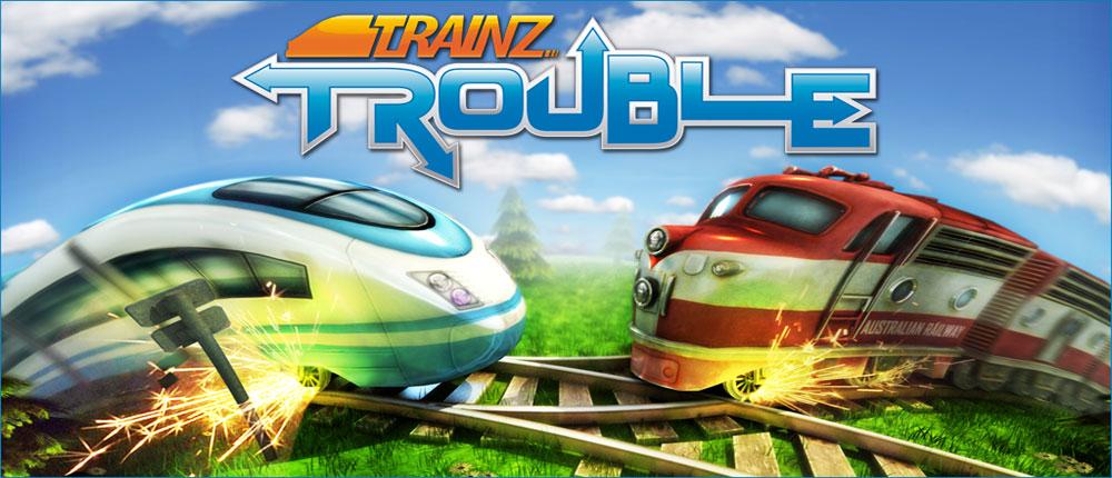 دانلود Trainz Trouble - بازی فکری و استراتژیک هدایت قطار اندروید !
