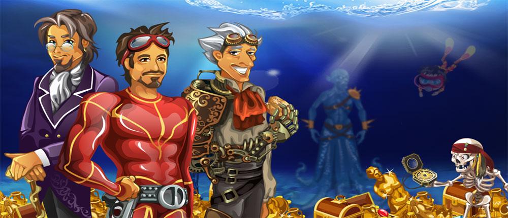 دانلود Treasure Diving - بازی غواصی برای گنج اندروید + دیتا