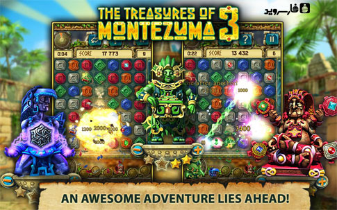 Treasures of Montezuma 3 Android