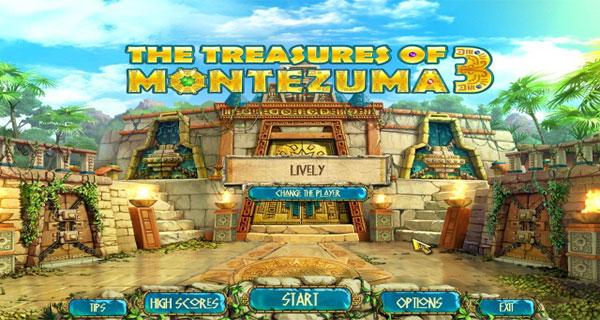 دانلود Treasures of Montezuma 3 - بازی گنجینه های معبد 3 اندروید + دیتا