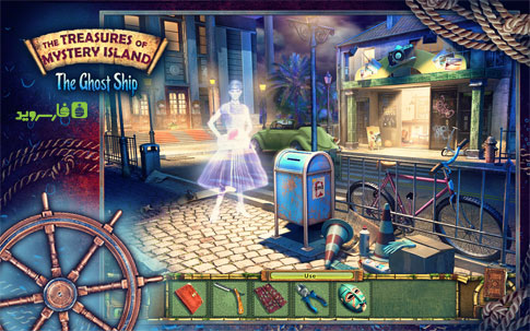 Treasures of Mystery Island 3 Android - بازی جدید اندروید !
