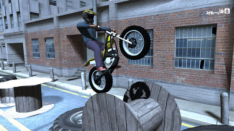 Trial X Trials 3D HD Android