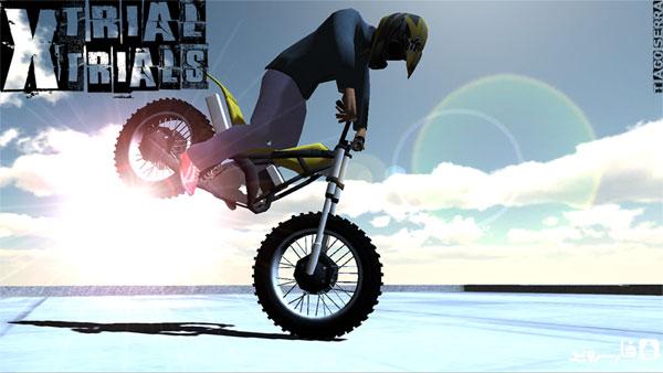 دانلود Trial X Trials 3D HD - بازی موتور تریل اندروید + دیتا