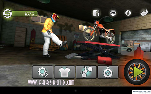 Trial Xtreme 3 Game Android