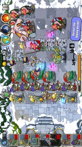 Trolls vs Vikings Android - بازی جدید اندروید