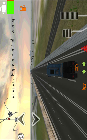 Truck Simulator 2014 Android - بازی کامیون اندروید