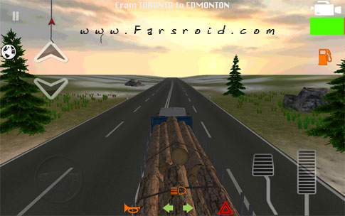 Download Truck Simulator 2014 Android Apk + Obb - NEW FREE