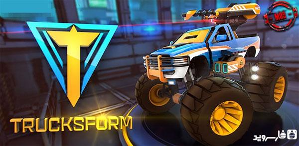 دانلود Trucksform - بازی کامیون سواری اندروید + مود