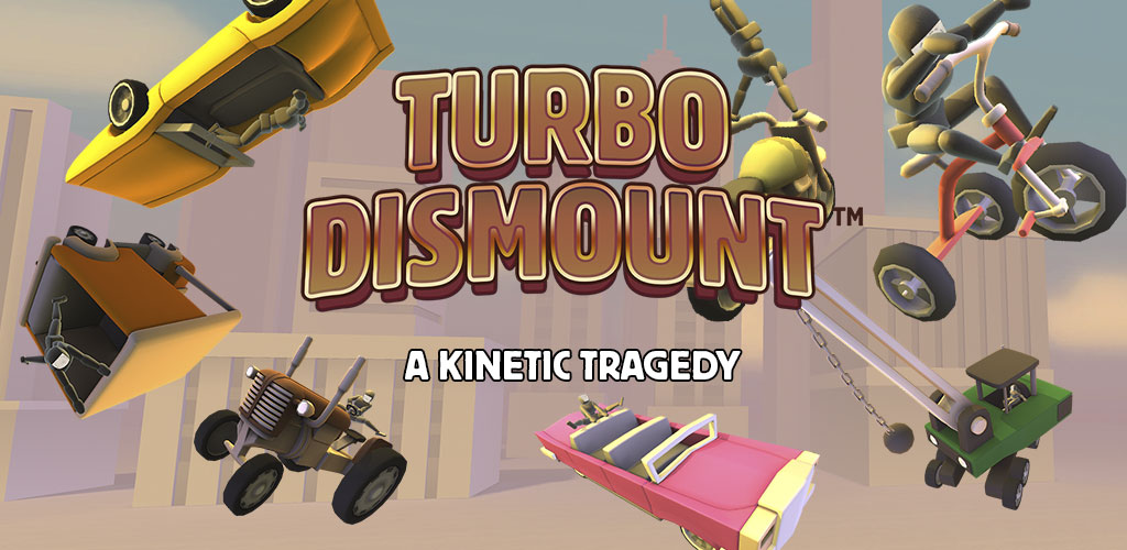 دانلود Turbo Dismount 1.8.12 – بازی شبیه ساز تصادف اندروید + دیتا